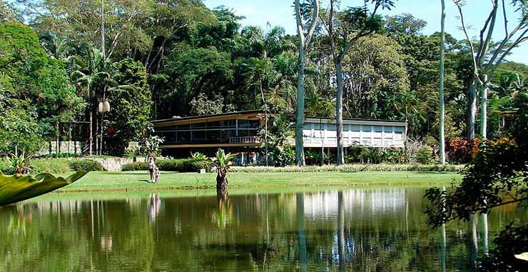 Parques em São José dos Campos