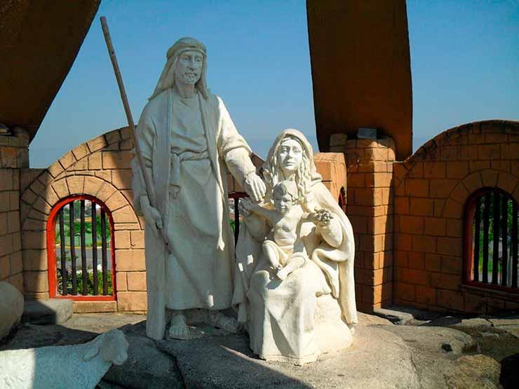 Presépio Santuário Aparecida do Norte