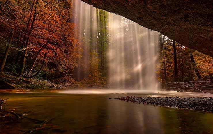 Qual é a maior cachoeira de Minas Gerais?