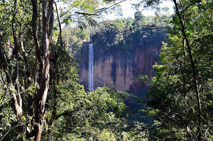 Cachoeiras de fácil acesso em SP