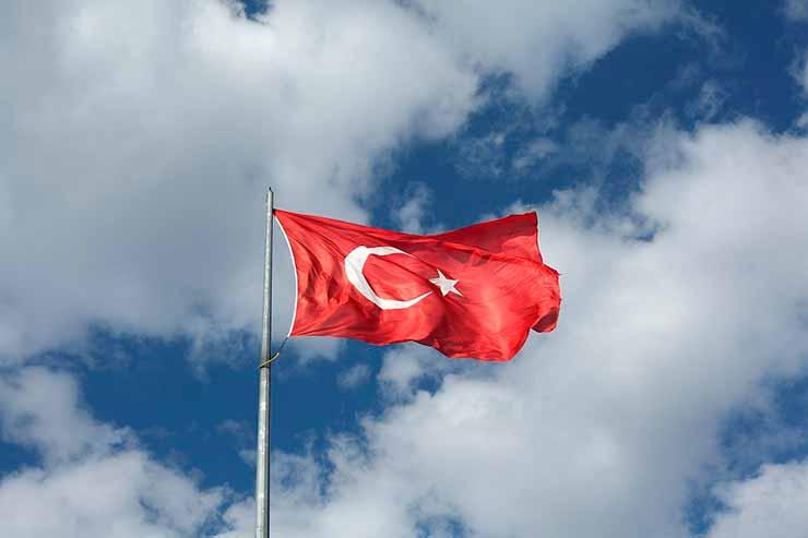 Onde fica a Capital da Turquia