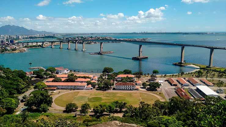Quais as cidades do Estado do Espírito Santo?