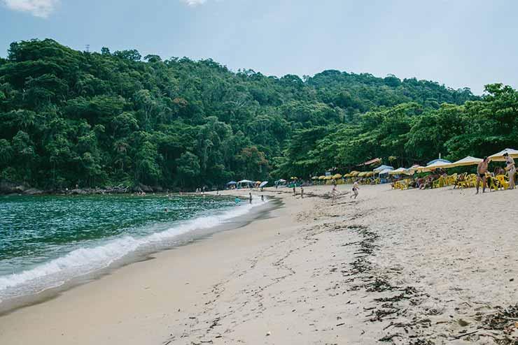 O que fazer em Ubatuba: Praias