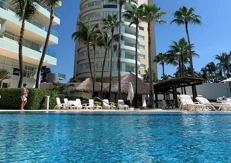 Praias de Acapulco em qual país