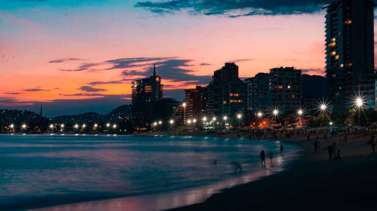 O que fazer nas Praias de Acapulco