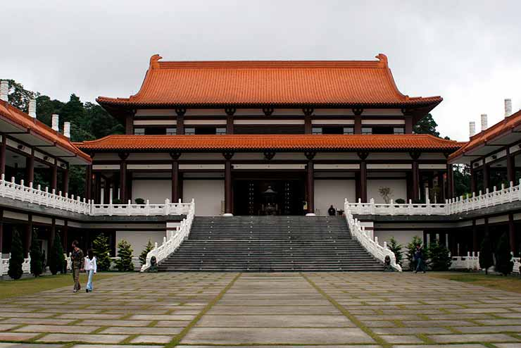 Templos budistas no Brasil: Cotia - SP