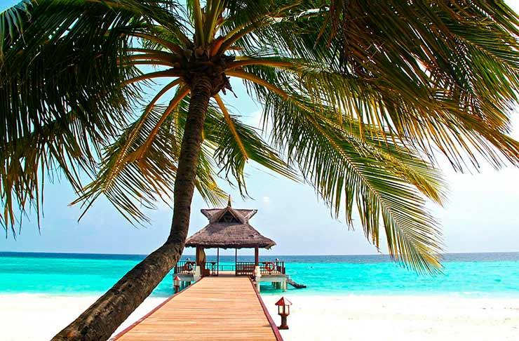 Turismo de Vacina: Ilhas Maldivas