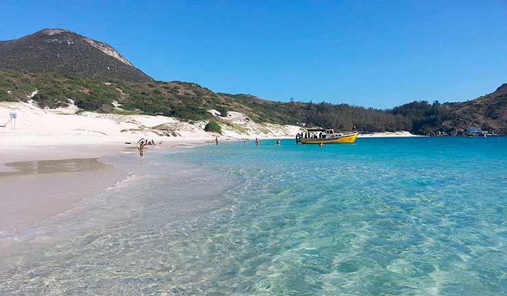 Praia do Farol Conceição da Barra, ES