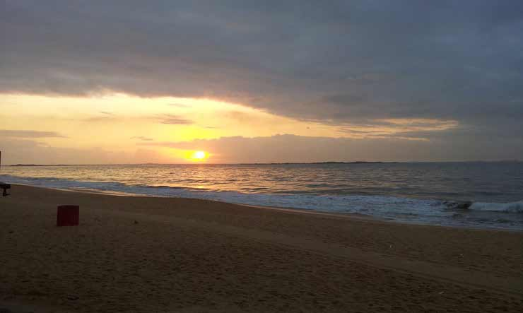 Conceição da Barra: praias