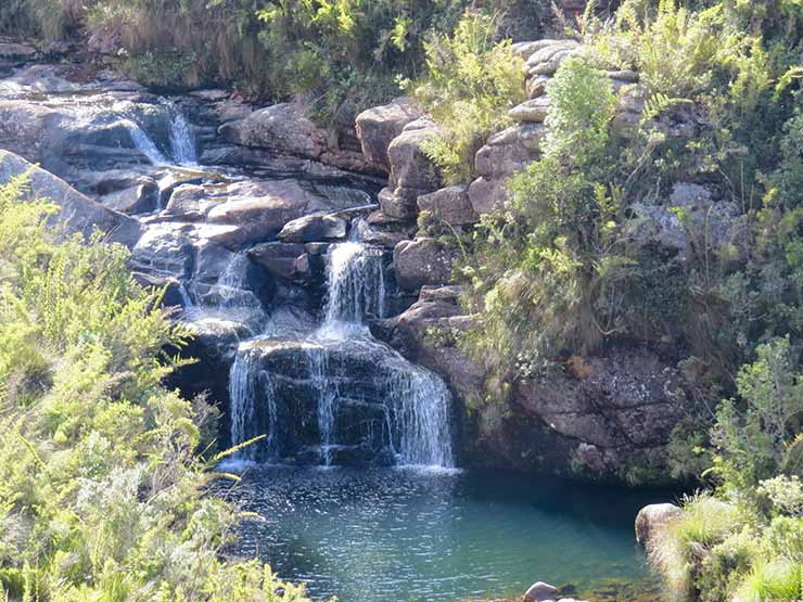 Cachoeiras em Itamonte