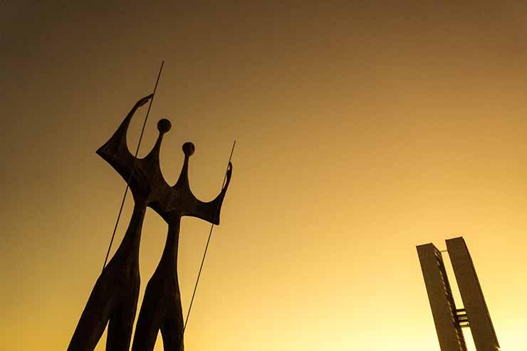 História da capital brasileira