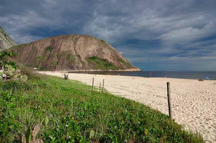 Praias da Região Oceânica
