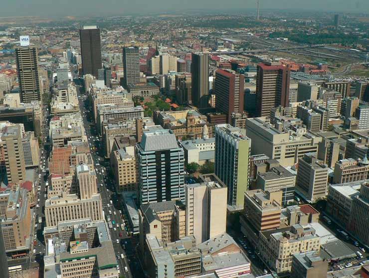 Onde ficar em Joanesburgo?