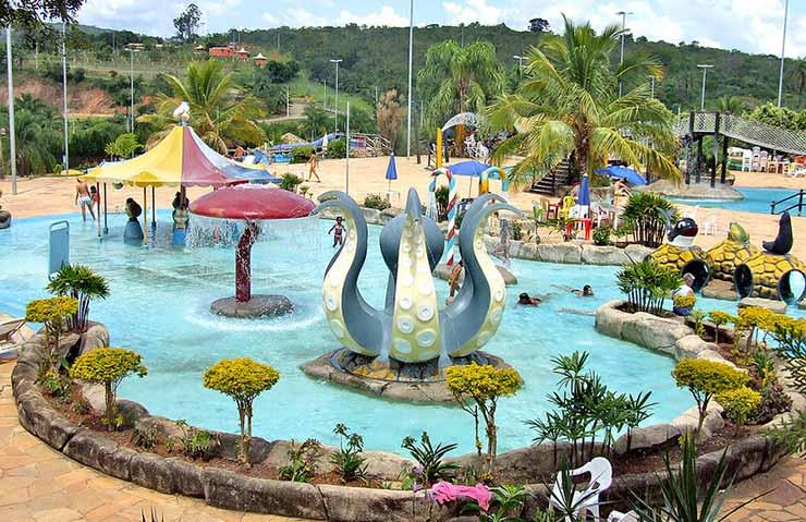 Parque aquático, MG belo horizonte