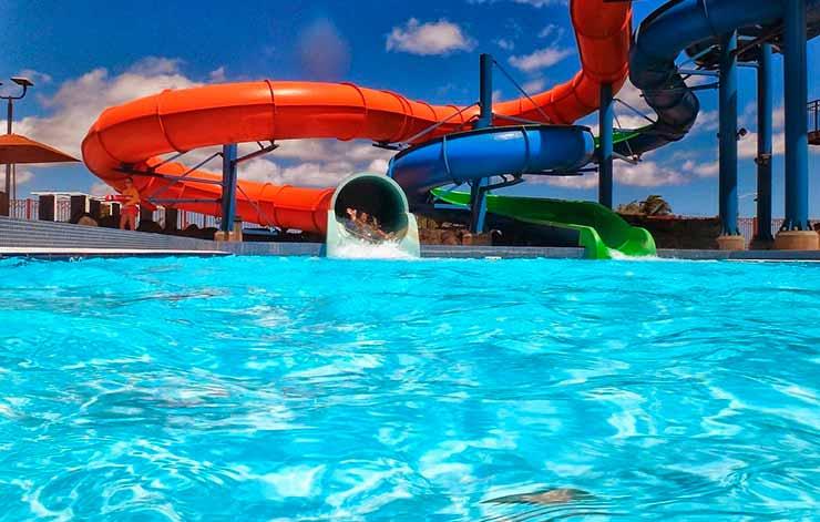 Parque aquático, MG caratinga