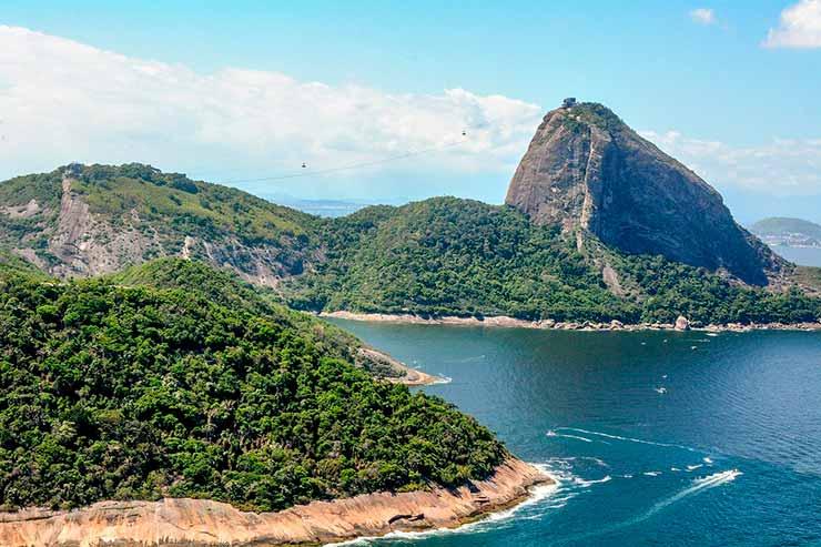 Baía de Guanabara Niterói