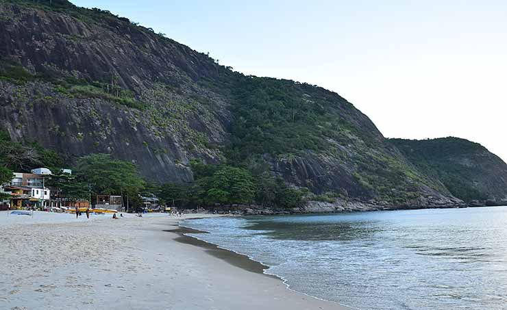 Praia de Itaipu