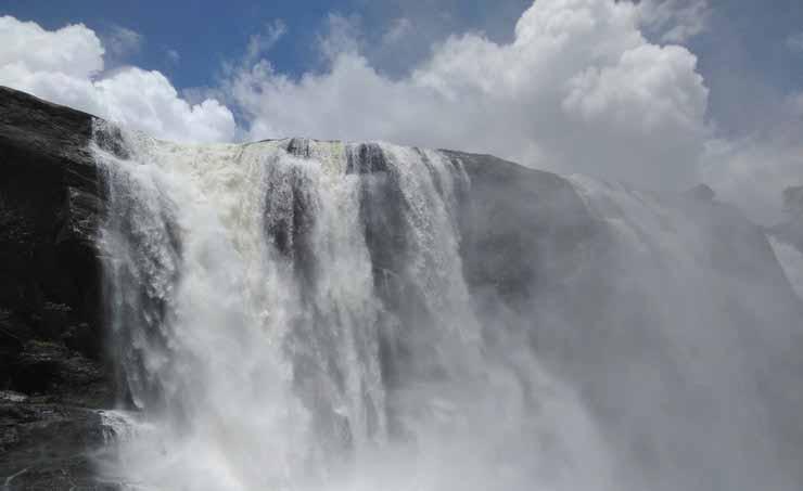 Serro, MG: cachoeiras