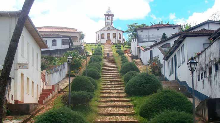 Serro, MG Igreja de Santa Rita
