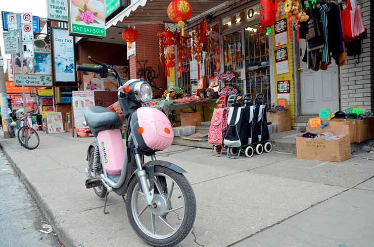 Chinatown Toronto, Canadá
