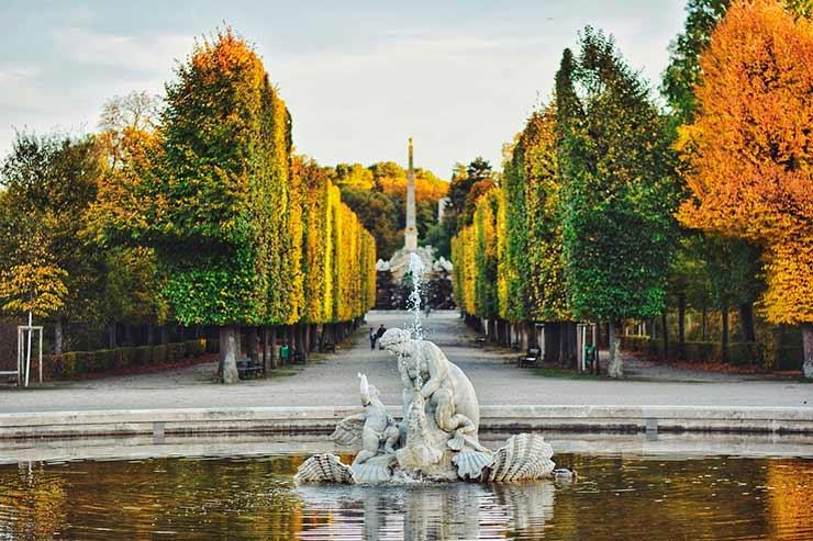 Qual melhor época para ir para Viena?
