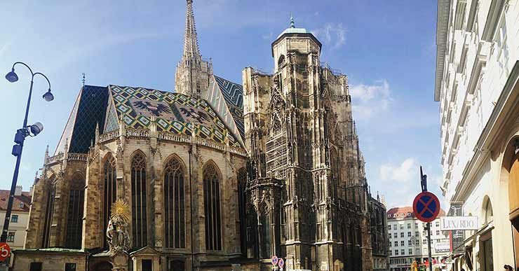 Saint Stephen`s Cathedral