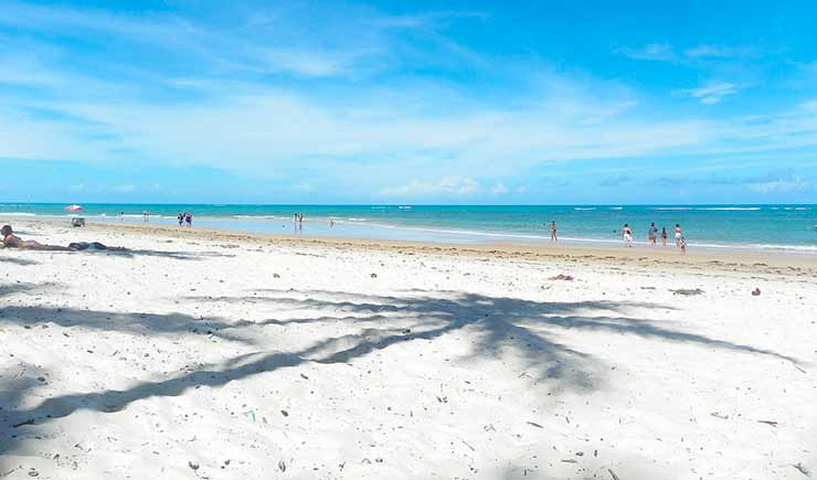 Costa do Sauípe, onde fica em qual cidade