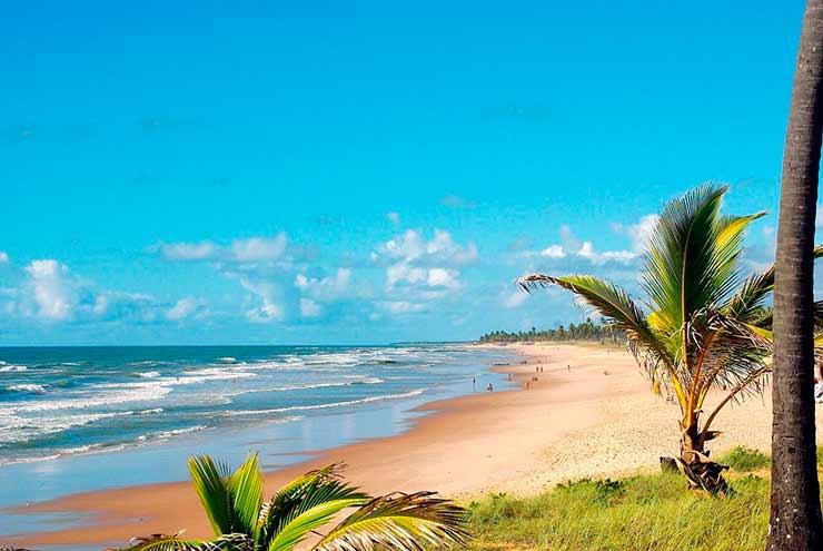 Costa do Sauípe: praias próximas