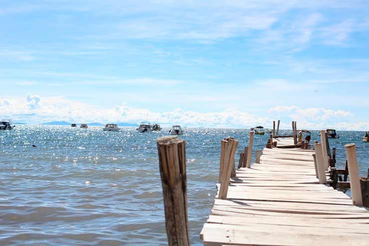 ilhas do Sol e da Lua - Bolívia