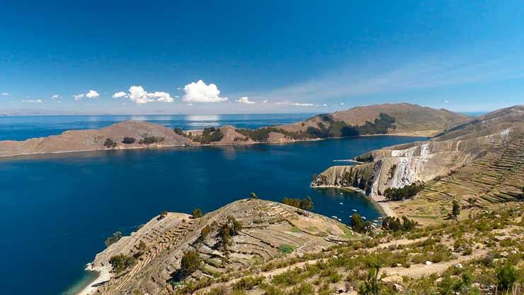 Mochilão Lago Titicaca