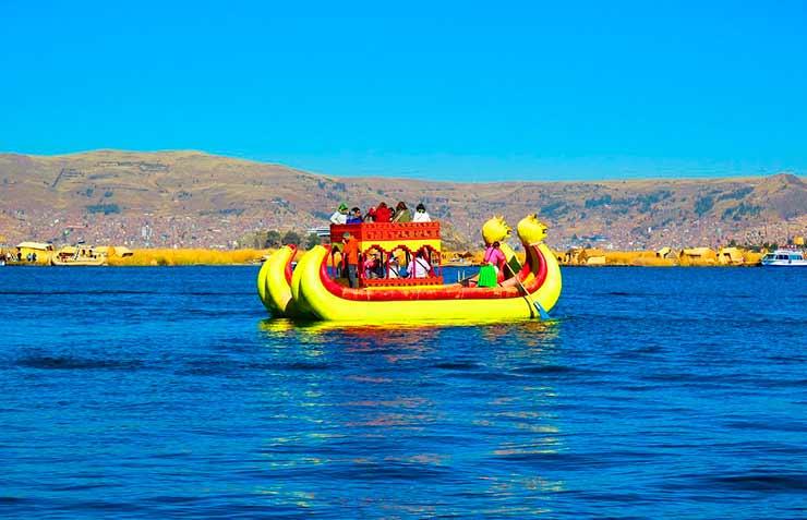 O que fazer nos arredores do Lago Titicaca?