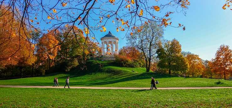 O que fazer em Munique: Englischer Garten
