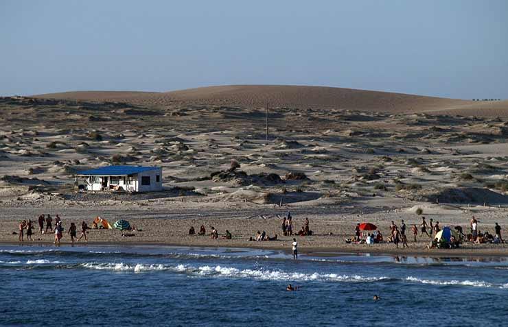 Playa Sur – Cabo Polonio