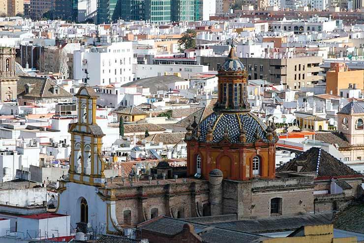 Santa Cruz Turismo em Sevilha