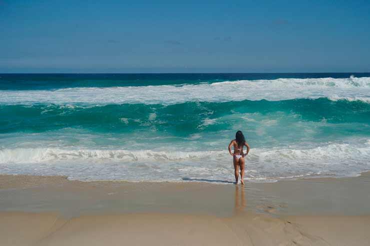Praias nos arredores RJ