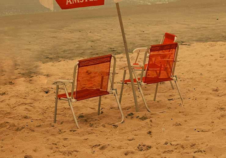 Praia da Barra do Sahy, Aracruz