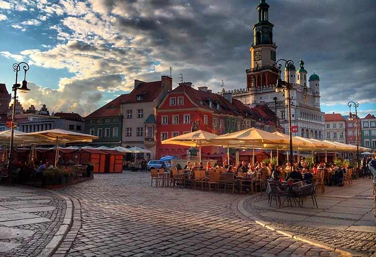 Turismo na Polônia: Poznan