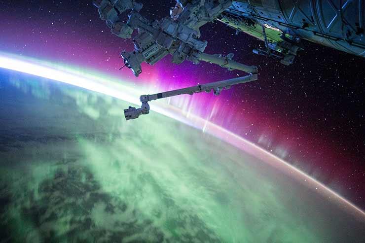 O que é a Aurora Boreal?