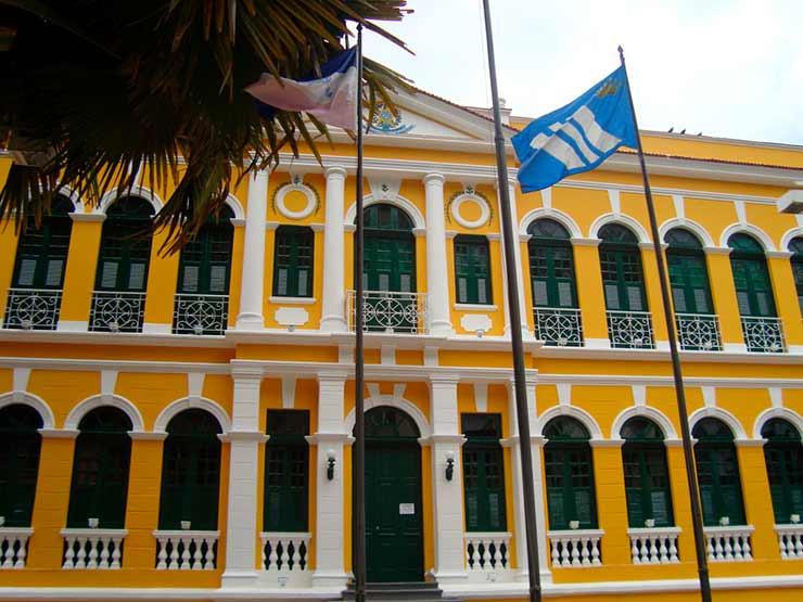 Palácio Bernardino Monteiro