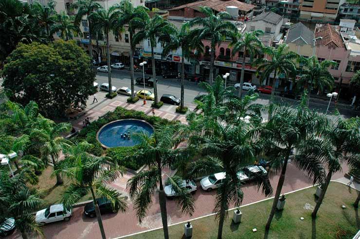 Praça Jerônimo Monteiro