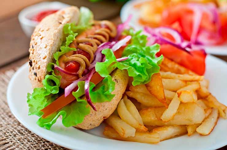 O que são pratos típicos?