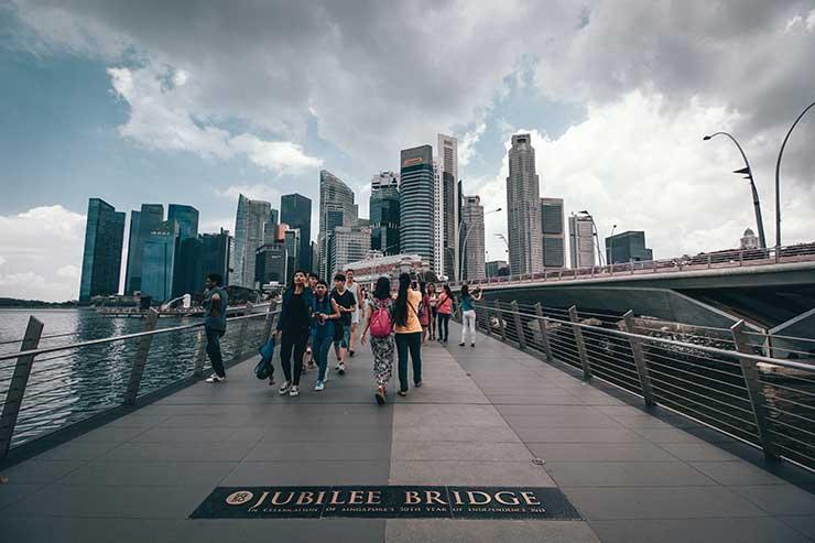 Turismo em Singapura