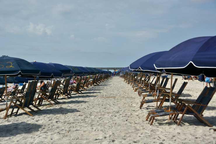 Quantas praias tem no Rio Grande do Sul?