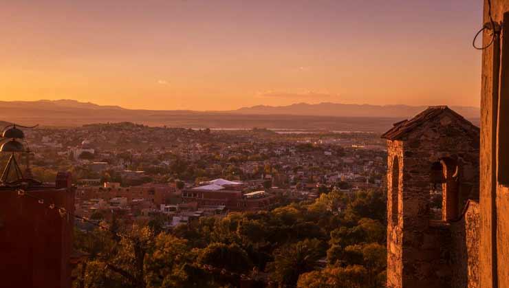 San Miguel de Allende: história