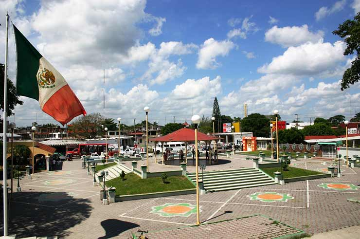 Parque Benito Juárez