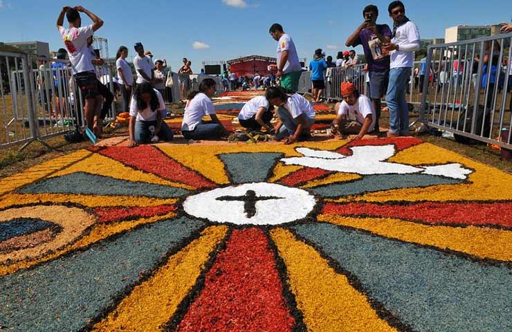 O que significa o dia de Corpus Christi?